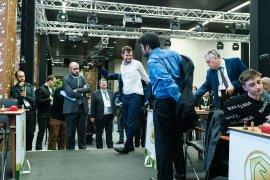 Magnus Carlsen juara dunia catur cepat