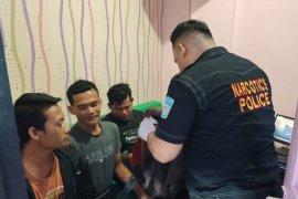 Cegah peredaran narkoba, Polresta Banda Aceh razia tempat hiburan