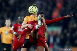 Liverpool menorehkan dua capaian rekor kandang saat mengalahkan Wolverhampton
