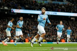Manchester City hentikan Sheffield United