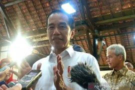 Kasus Novel, Jokowi: Sebelum ketemu ribut, setelah ketemu ribut