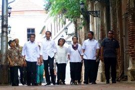 Kota Lama Semarang diisi kegiatan industri kreatif