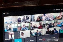 Polbangtan Medan dan Kementan uji teleconference terkait Kostratani