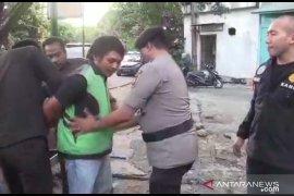 """Polisi ringkus pengemudi ojek """"online""""  maling motor"""