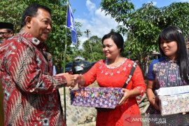 Perayaan Natal Oikoumene di Simanondong dihadiri Bupati Madina