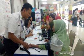 KAI Sumut sediakan pemeriksaan kesehatan gratis bagi penumpang