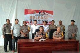 Pengungkapan kasus narkoba di Polres Banjarbaru meningkat