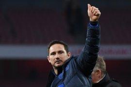 Lampard sebut kebangkitan Chelsea  saat lawan Arsenal didasari semangat