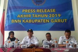 BNN Garut rehablitasi 85 pecandu narkoba selama 2019