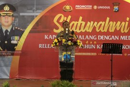 Polres Malang siagakan 1.050 personel amankan malam tahun baru