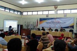 KPU sosialisasikan pendaftaran PPK/PPS Pilkada Surabaya 2020
