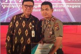 Polres Bangka terima sembilan penghargaan selama tahun 2019