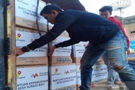 SKK Migas dan Mubadala Petroleum bantu korban kebakaran Kotabaru