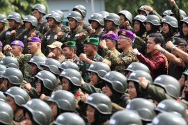 Polbangtan Bogor dominasi jumlah peserta Diklatsarmil Menwa Mahawarman Jabar TA 2019/2020