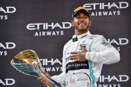 Hamilton juara dunia enam kali tapi tak masuk calon atlet penerima penghargaan di Inggris