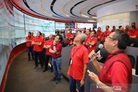 Telkom pastikan layanan jaringan berjalan prima
