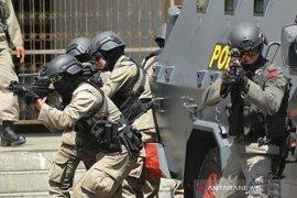 Polisi kembali tangkap 5 orang terduga jaringan teroris di Sulteng
