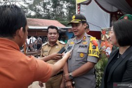 Jelang Tahun Baru, Polres Bangka Tengah perkuat patroli