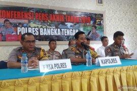 Kasus kecelakaan lalu lintas di Kabupaten Bangka Tengah meningkat