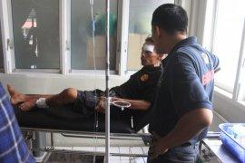 Polisi sebut perampok toko emas di Padang mengaku butuh biaya kontrakan