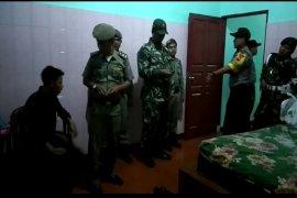 Wali Kota Binjai pimpin razia hotel melati dan rumah kos-kosan