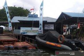Pos Penjagaan TNI AL Trisakti diperkuat Tim 2FQR Lanal Banjarmasin