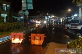 Car Free Night Jalur Puncak,  kendaraan dialihkan ke Simpang Ciawi