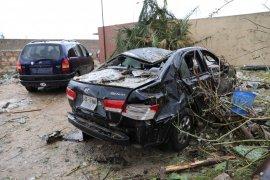 30 tewas dalam serangan di akademi militer Tripoli Libya