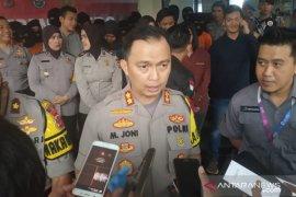 Polres Bogor: Kasus narkoba meningkat hingga 262 perkara