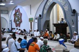 Bupati Bangka ajak masyarakat muslim zikir bersama sambut malam tahun baru