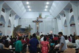 Ini kesan dan sambutan hangat Uskup Sanggau