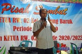 Ketua DPRD Surabaya minta pengurus RT/RW optimalkan anggaran kelurahan