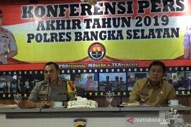 Polres Bangka Selatan kerahkan 255 personel amankan pergantian tahun