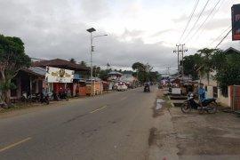Hujan lokal melanda Gorontalo Utara hingga 2 Januari