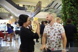 Bandara Bali sambut penumpang pertama tahun 2020