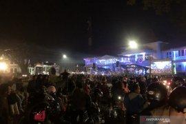 Empat titik di Kota Malang menjadi favorit warga rayakan tahun baru
