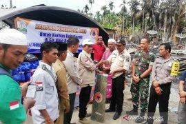 Pemerintah Aceh salurkan bantuan untuk korban kebakaran di Pirak Timu