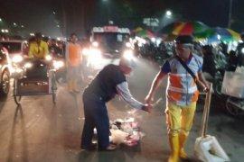Perayaan tahun baru 2020 di Kota Malang hasilkan 5 ton sampah
