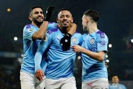 Liga Inggris, Manchester City sudahi masa bulan madu Ancelotti di Everton