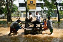 PDIP pertanyakan janji politik Anies Baswedan terkait banjir