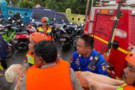 Korban banjir Jabodetabek capai 16 jiwa