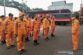 Tim SAR Bandung terjunkan tiga tim untuk turut serta penanganan banjir Jabodetabek