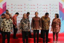 Perdagangan di BEI awal 2020 dibuka Presiden Jokowi