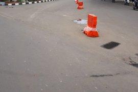 Dishub: Pengendara diimbau hindari jalan GJA karawaci terkait banjir