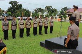 Empat pejabat Polres Aceh Utara diganti, berikut nama-namanya