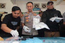 Polisi tembak mati pengedar narkoba jaringan Tahun Baru