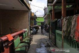 Banjir di Kota Tangerang  70 persen sudah surut