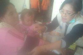 Korban banjir di Lebak mulai terserang penyakit gatal-gatal