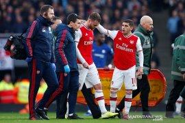 Arsenal kehilangan Chambers hingga sembilan bulan