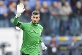 Perin tinggalkan Juventus pulang ke Genoa